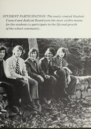 Page 7, 1974 Edition, Winchendon School - Vestigia Yearbook (Winchendon, MA) online yearbook collection