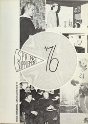 Page 7, 1976 Edition, Winchendon School - Vestigia Yearbook (Winchendon, MA) online yearbook collection