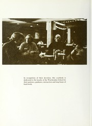 Page 4, 1977 Edition, Winchendon School - Vestigia Yearbook (Winchendon, MA) online yearbook collection