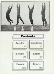 Page 7, 1986 Edition, Winchendon School - Vestigia Yearbook (Winchendon, MA) online yearbook collection