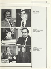 Page 13, 1987 Edition, Winchendon School - Vestigia Yearbook (Winchendon, MA) online yearbook collection