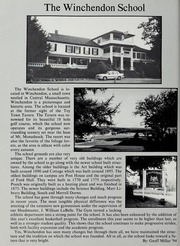 Page 10, 1994 Edition, Winchendon School - Vestigia Yearbook (Winchendon, MA) online yearbook collection