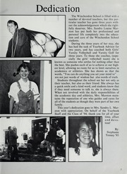 Page 7, 1994 Edition, Winchendon School - Vestigia Yearbook (Winchendon, MA) online yearbook collection