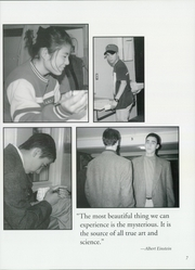 Page 11, 1996 Edition, Winchendon School - Vestigia Yearbook (Winchendon, MA) online yearbook collection