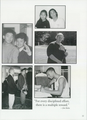 Page 15, 1996 Edition, Winchendon School - Vestigia Yearbook (Winchendon, MA) online yearbook collection