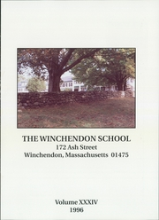 Page 5, 1996 Edition, Winchendon School - Vestigia Yearbook (Winchendon, MA) online yearbook collection