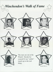 Page 15, 1999 Edition, Winchendon School - Vestigia Yearbook (Winchendon, MA) online yearbook collection