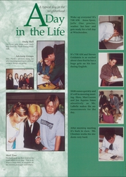 Page 14, 2001 Edition, Winchendon School - Vestigia Yearbook (Winchendon, MA) online yearbook collection