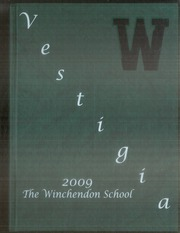 Page 1, 2009 Edition, Winchendon School - Vestigia Yearbook (Winchendon, MA) online yearbook collection