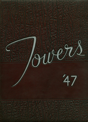 Worcester Academy - Towers Yearbook (Worcester, MA) online yearbook collection, 1947 Edition, Page 1