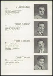 Page 45, 1949 Edition, Worcester Academy - Towers Yearbook (Worcester, MA) online yearbook collection
