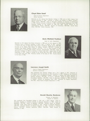 Page 12, 1953 Edition, Worcester Academy - Towers Yearbook (Worcester, MA) online yearbook collection