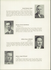 Page 13, 1953 Edition, Worcester Academy - Towers Yearbook (Worcester, MA) online yearbook collection