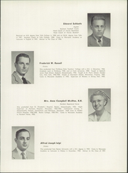 Page 15, 1953 Edition, Worcester Academy - Towers Yearbook (Worcester, MA) online yearbook collection