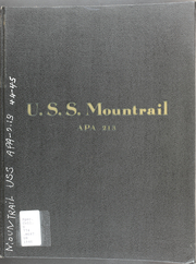 1946 Edition, Mountrail (APA 213) - Naval Cruise Book