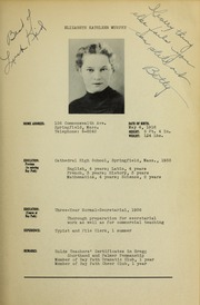 Page 11, 1936 Edition, Bay Path College - Portico Yearbook (Longmeadow, MA) online yearbook collection