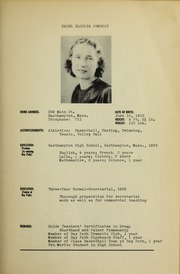 Page 13, 1936 Edition, Bay Path College - Portico Yearbook (Longmeadow, MA) online yearbook collection