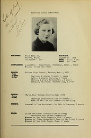 Page 9, 1936 Edition, Bay Path College - Portico Yearbook (Longmeadow, MA) online yearbook collection