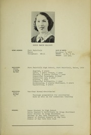 Page 11, 1938 Edition, Bay Path College - Portico Yearbook (Longmeadow, MA) online yearbook collection