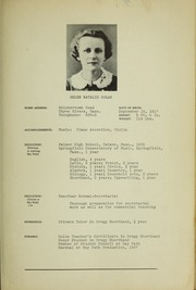 Page 15, 1938 Edition, Bay Path College - Portico Yearbook (Longmeadow, MA) online yearbook collection
