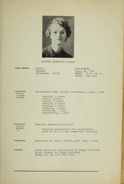 Page 17, 1938 Edition, Bay Path College - Portico Yearbook (Longmeadow, MA) online yearbook collection