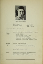 Page 9, 1938 Edition, Bay Path College - Portico Yearbook (Longmeadow, MA) online yearbook collection