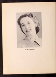 Page 10, 1950 Edition, Bay Path College - Portico Yearbook (Longmeadow, MA) online yearbook collection