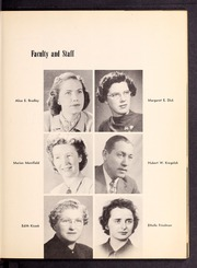 Page 11, 1950 Edition, Bay Path College - Portico Yearbook (Longmeadow, MA) online yearbook collection