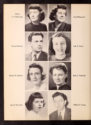 Page 12, 1950 Edition, Bay Path College - Portico Yearbook (Longmeadow, MA) online yearbook collection