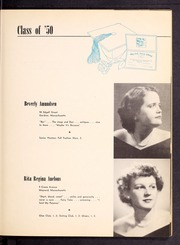 Page 15, 1950 Edition, Bay Path College - Portico Yearbook (Longmeadow, MA) online yearbook collection