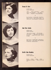 Page 16, 1950 Edition, Bay Path College - Portico Yearbook (Longmeadow, MA) online yearbook collection