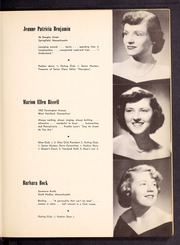 Page 17, 1950 Edition, Bay Path College - Portico Yearbook (Longmeadow, MA) online yearbook collection