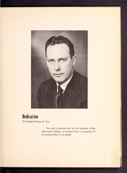 Page 9, 1950 Edition, Bay Path College - Portico Yearbook (Longmeadow, MA) online yearbook collection