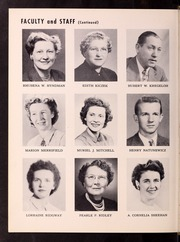 Page 10, 1953 Edition, Bay Path College - Portico Yearbook (Longmeadow, MA) online yearbook collection