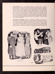 Page 14, 1953 Edition, Bay Path College - Portico Yearbook (Longmeadow, MA) online yearbook collection