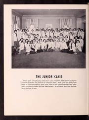 Page 16, 1953 Edition, Bay Path College - Portico Yearbook (Longmeadow, MA) online yearbook collection