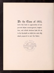 Page 6, 1953 Edition, Bay Path College - Portico Yearbook (Longmeadow, MA) online yearbook collection