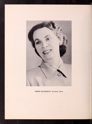 Page 8, 1953 Edition, Bay Path College - Portico Yearbook (Longmeadow, MA) online yearbook collection