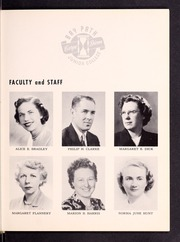 Page 9, 1953 Edition, Bay Path College - Portico Yearbook (Longmeadow, MA) online yearbook collection