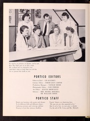 Page 12, 1955 Edition, Bay Path College - Portico Yearbook (Longmeadow, MA) online yearbook collection