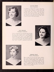 Page 14, 1955 Edition, Bay Path College - Portico Yearbook (Longmeadow, MA) online yearbook collection