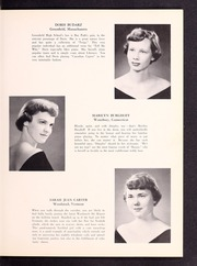 Page 15, 1955 Edition, Bay Path College - Portico Yearbook (Longmeadow, MA) online yearbook collection
