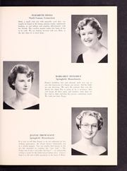 Page 17, 1955 Edition, Bay Path College - Portico Yearbook (Longmeadow, MA) online yearbook collection