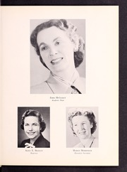 Page 9, 1955 Edition, Bay Path College - Portico Yearbook (Longmeadow, MA) online yearbook collection