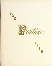 Page 1, 1958 Edition, Bay Path College - Portico Yearbook (Longmeadow, MA) online yearbook collection