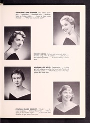 Page 13, 1958 Edition, Bay Path College - Portico Yearbook (Longmeadow, MA) online yearbook collection