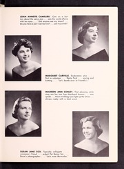 Page 15, 1958 Edition, Bay Path College - Portico Yearbook (Longmeadow, MA) online yearbook collection