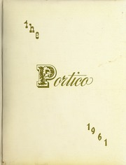 Page 1, 1961 Edition, Bay Path College - Portico Yearbook (Longmeadow, MA) online yearbook collection