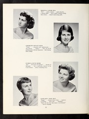 Page 16, 1961 Edition, Bay Path College - Portico Yearbook (Longmeadow, MA) online yearbook collection