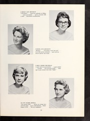Page 17, 1961 Edition, Bay Path College - Portico Yearbook (Longmeadow, MA) online yearbook collection